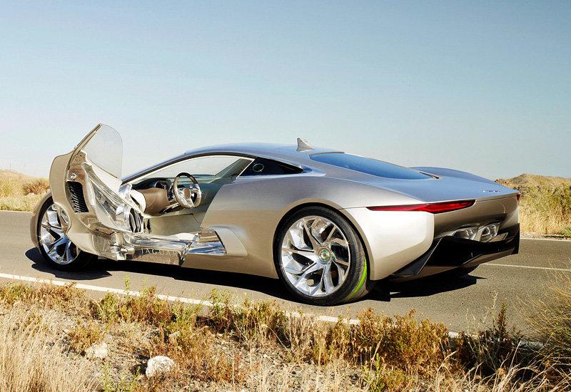 Jaguar c x75 concept