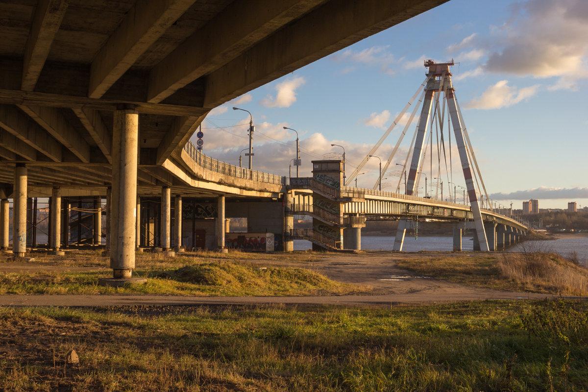 череповец октябрьский мост картинки тридцатых годах