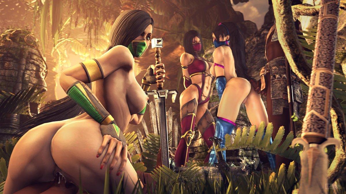 Sexy mortal kombat girls naked, hardcore fl
