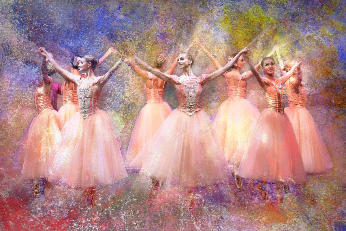 картинки к песне вальс цветов ринге