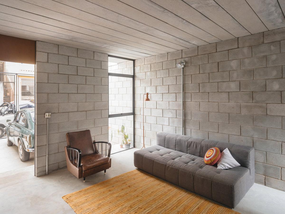 отделка стен в доме из газобетона