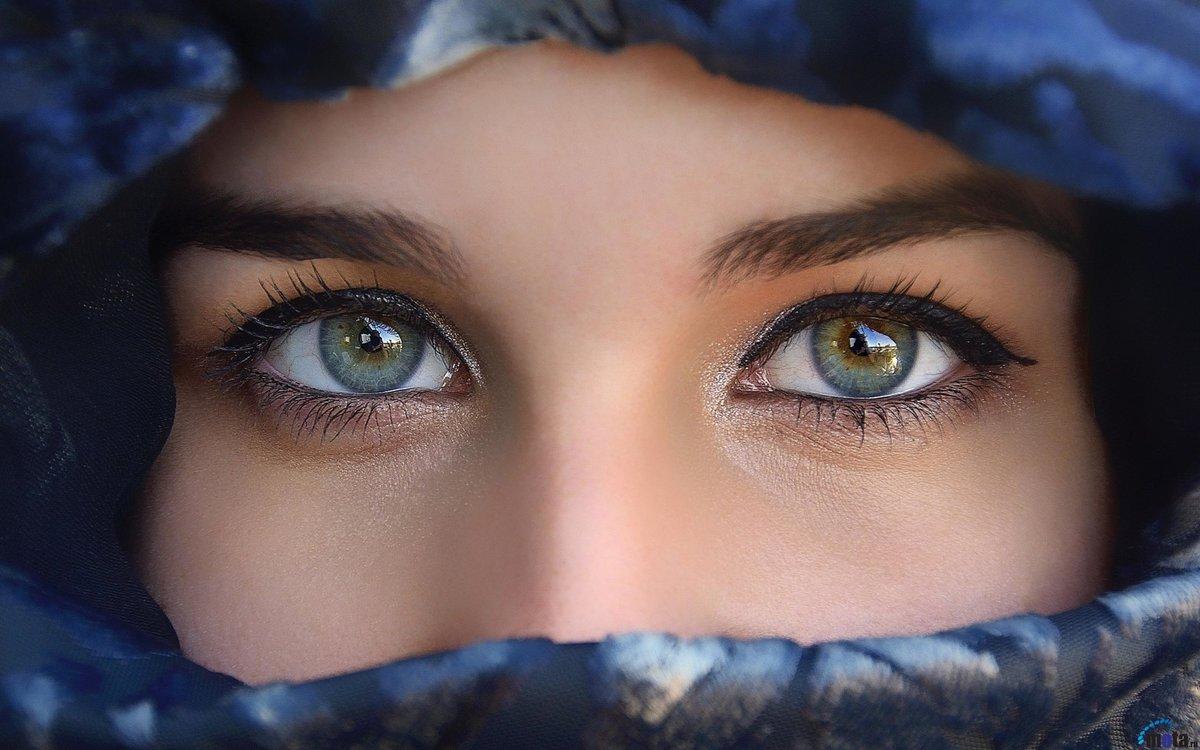 Картинки глаз женские