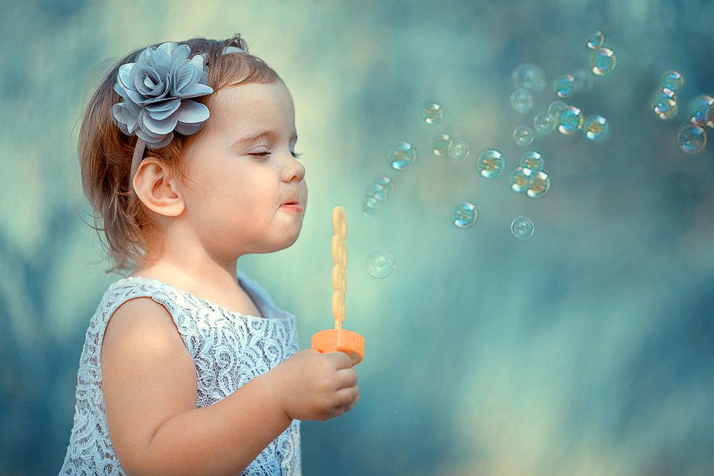 Делать так, чтобы мыльные пузыри лопались, — это к неуспеху.