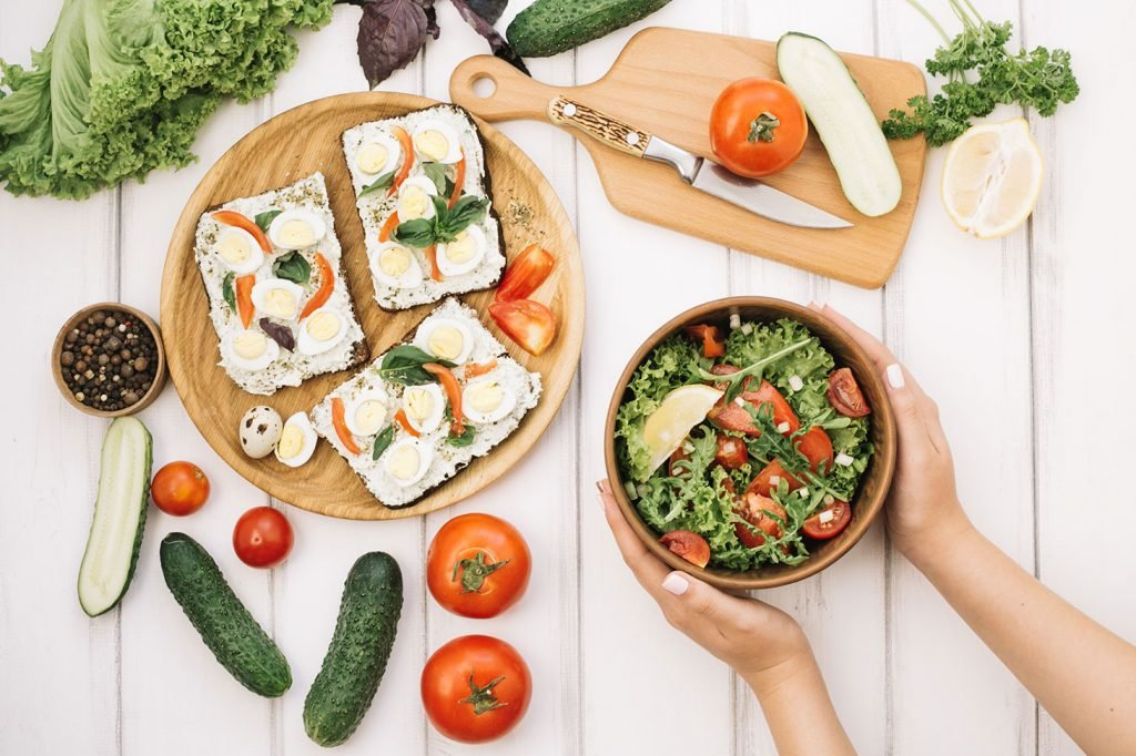 варианты блюд для похудения