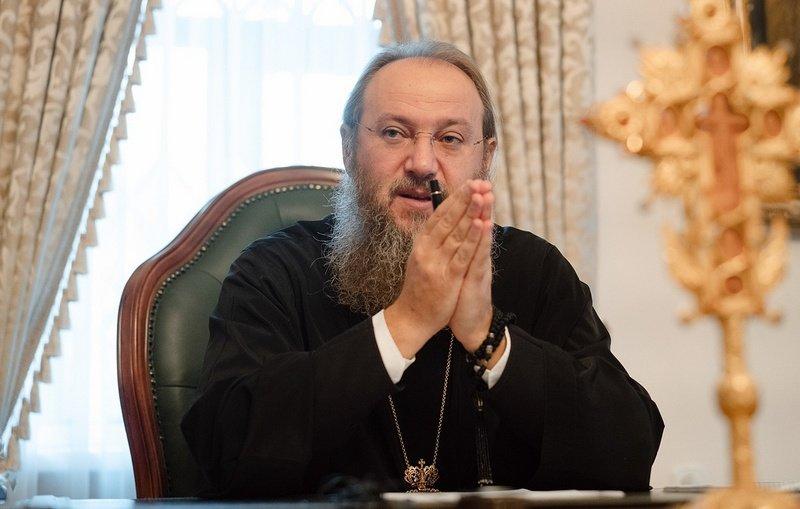 Митрополит Бориспольский и Броварский Антоний