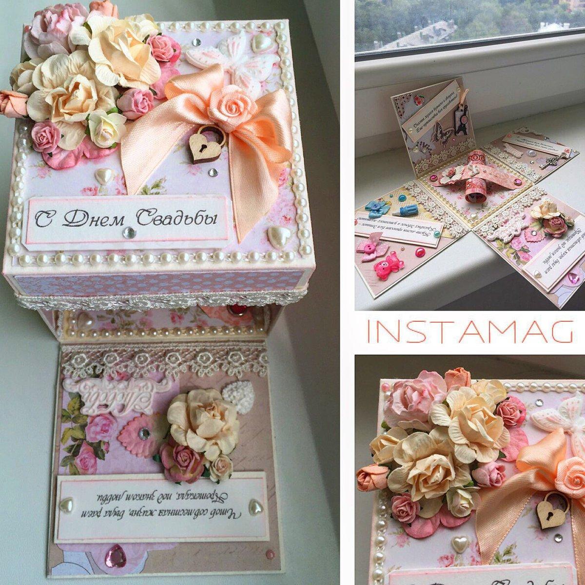 коробка поздравлений на свадьбу могут быть