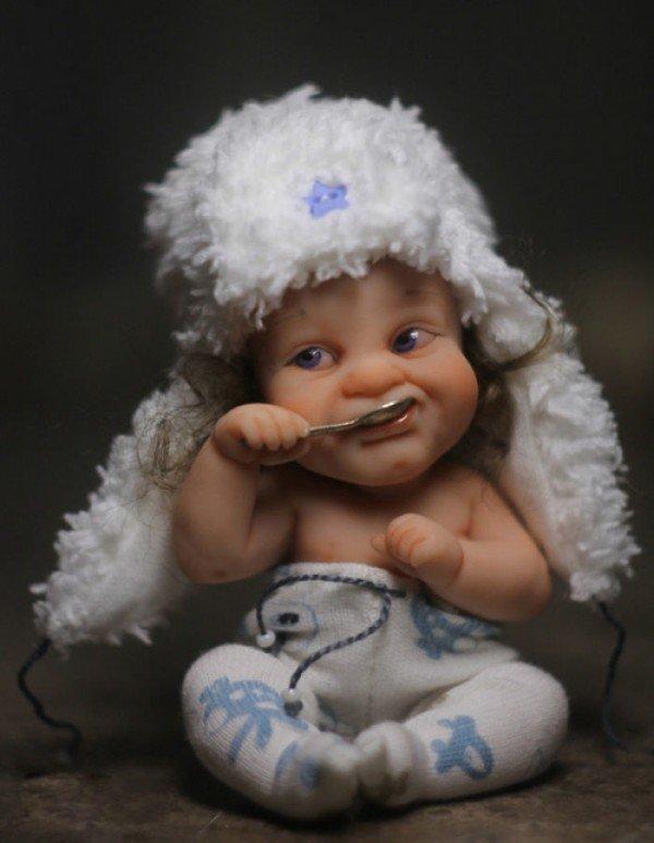 Смешные картинки куклы, открытки картинки надписями