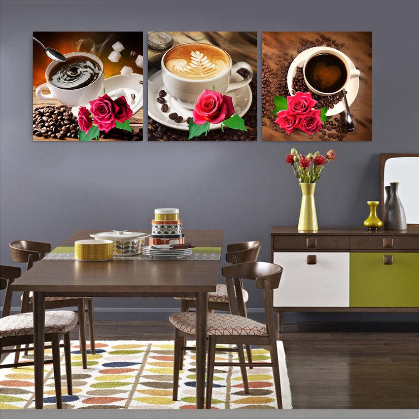 Постеры для столовой фото