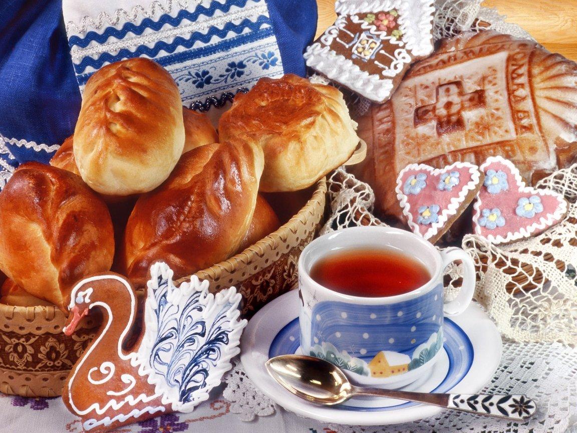 тополя время картинки пирожки с чаем как рыба