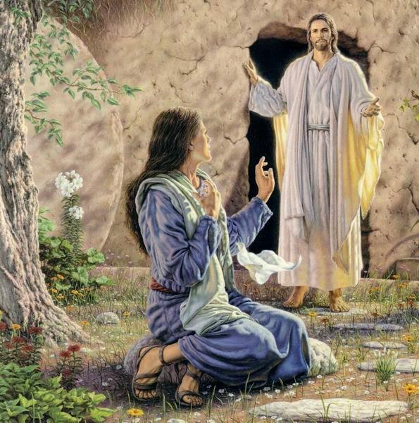 Библейские сюжеты на открытках, поздравлением