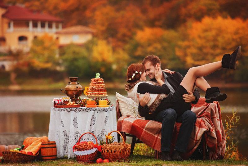 Картинки осень и романтика