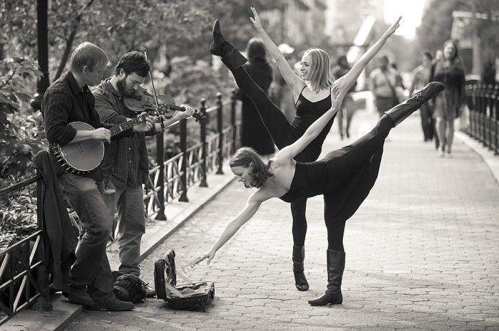 День главного, картинки смешно танцующих людей
