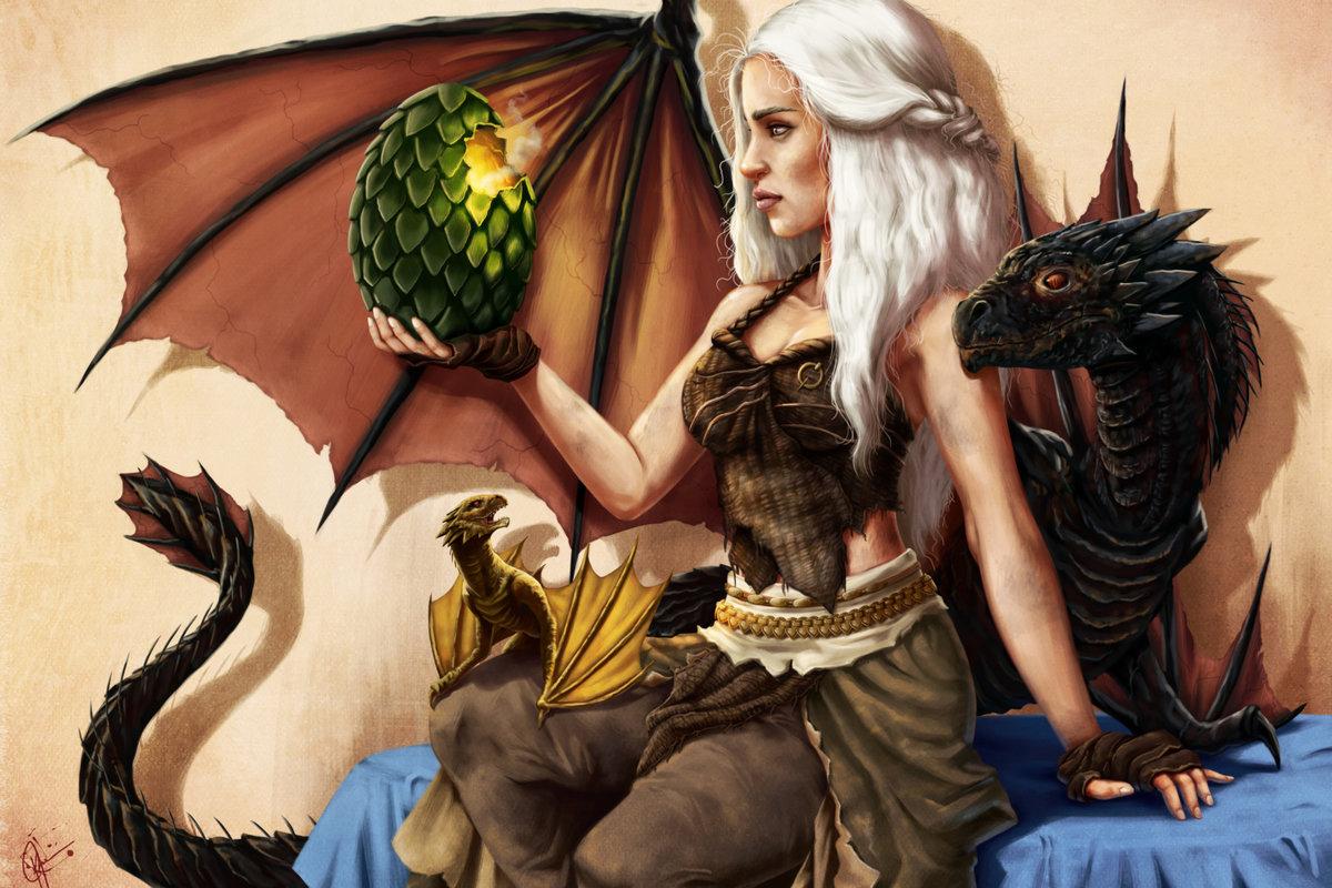 Игра престолов картинки красивые, девушке которая