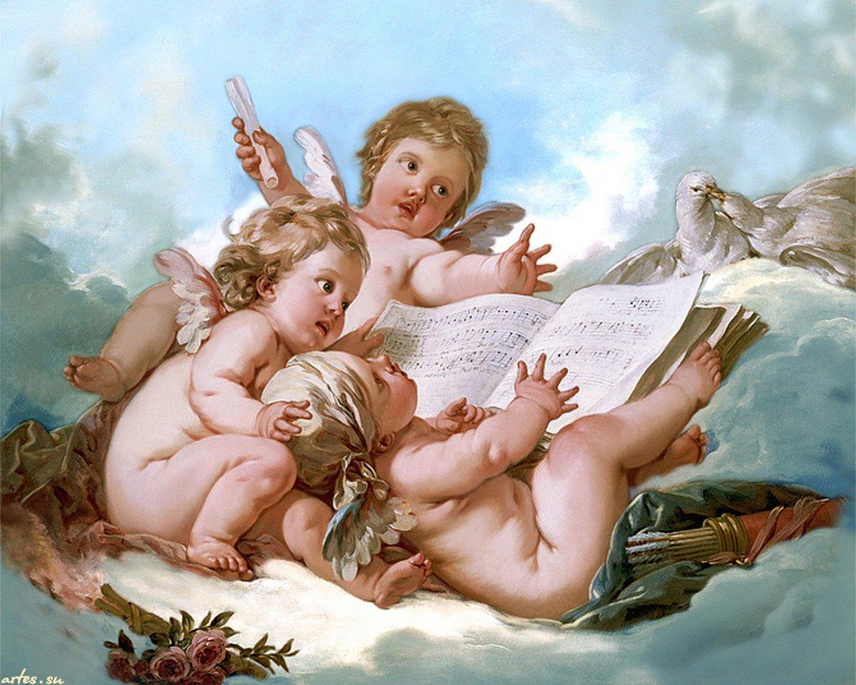 пункт фото и картины ангелов только
