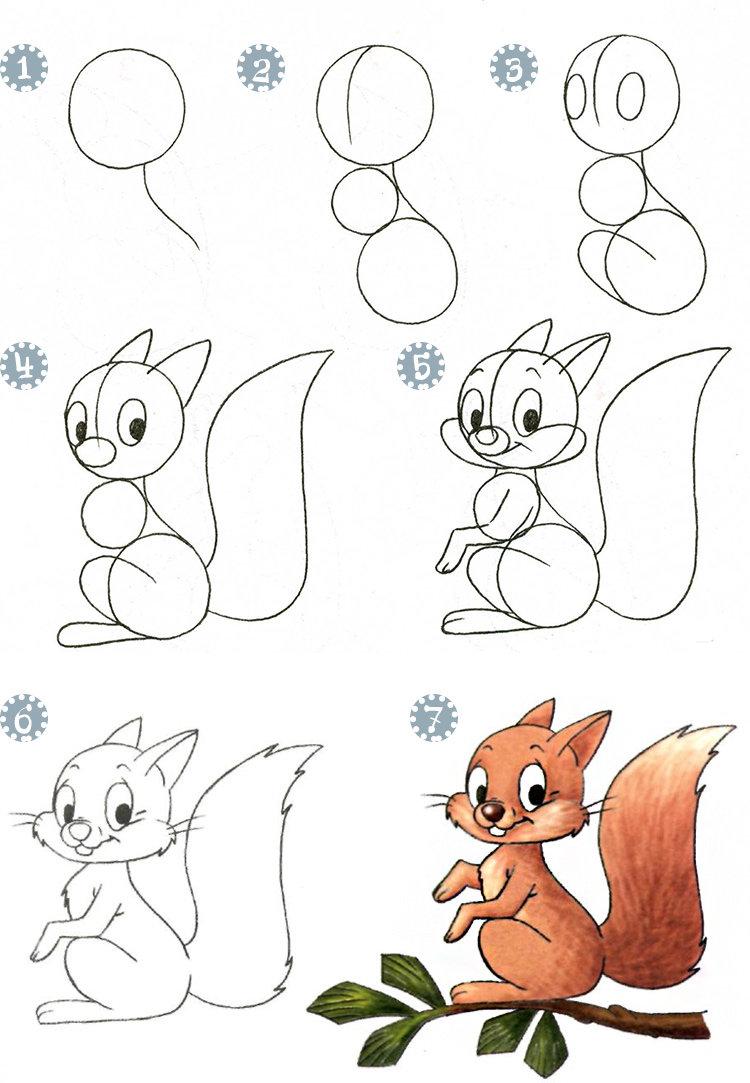 Чтобы убедиться, что чадо подготовлено ко всем трудностям рисования, вам необходимо самим обучить его.