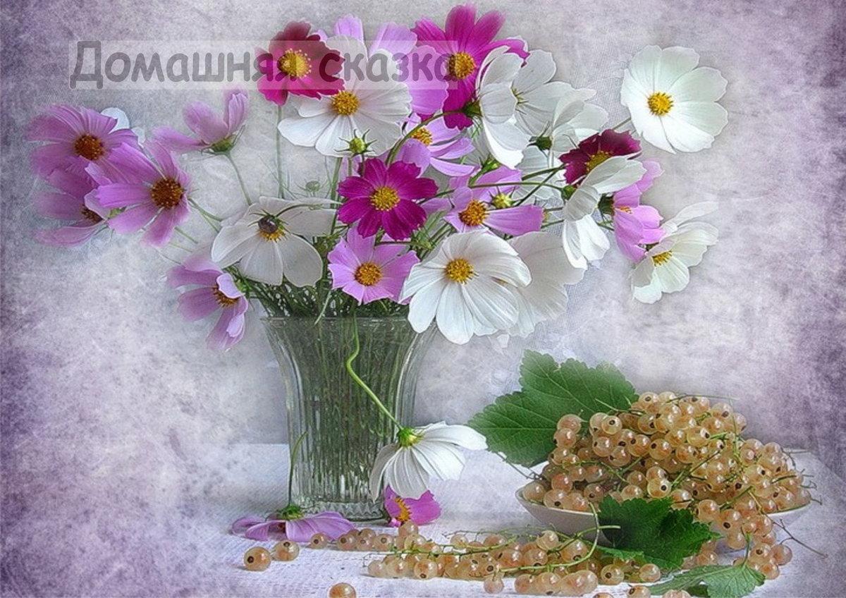 Картинки с добрым утром и хорошего дня анимация цветы, анекдоты
