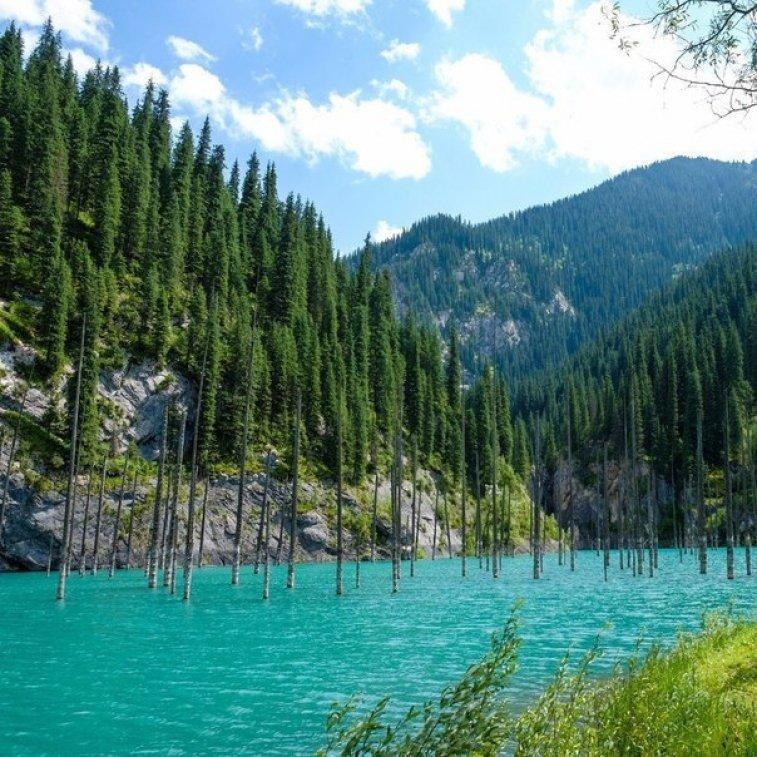 Казахстан красивые места фотографии