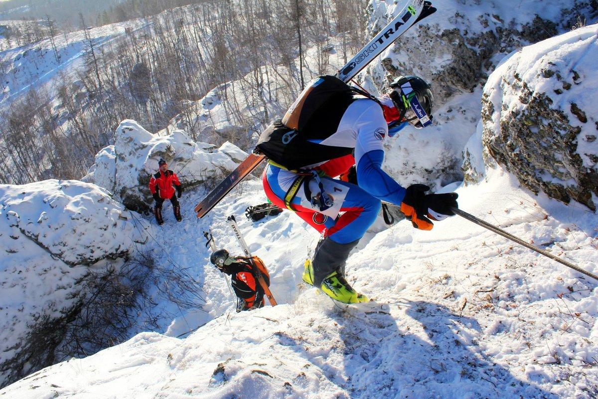На Камчатке сегодня стартовал V этап Кубка России по ски-альпинизму