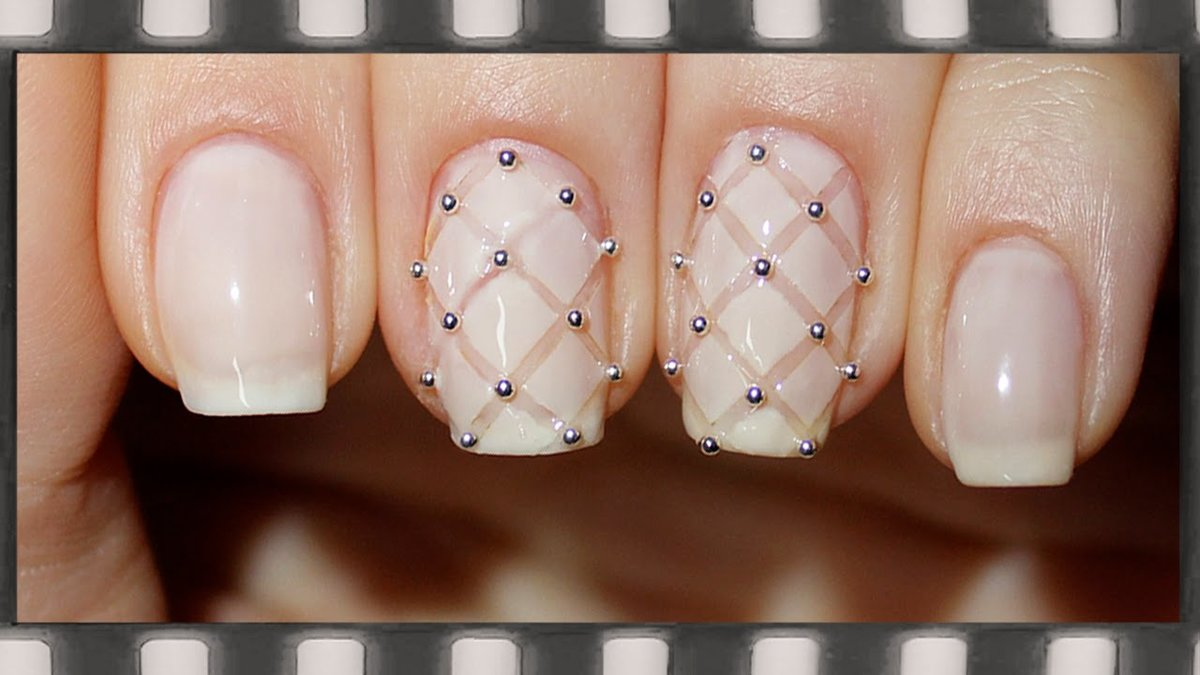 дизайн ногтей вк 6