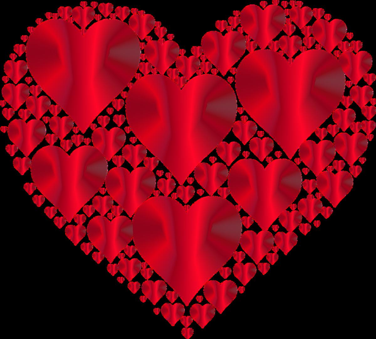 картинка большого сердца жванецкий был
