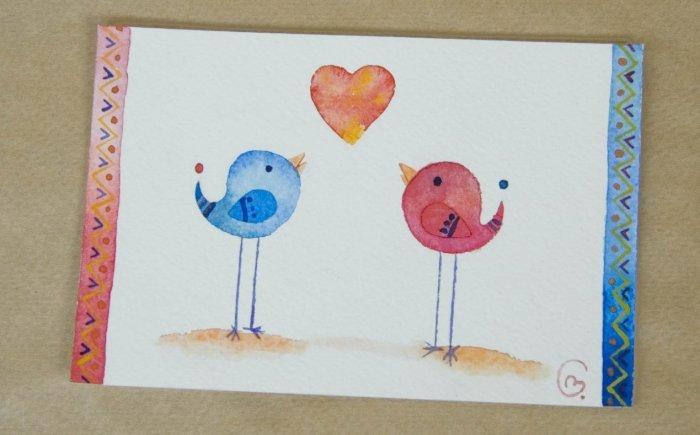 Картинки, нарисовать детскую открытку своими руками