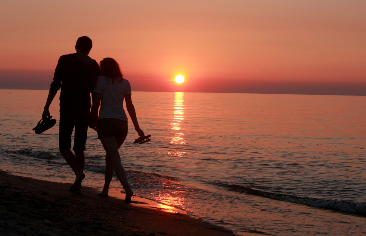 Фото приколы, картинки красивые влюбленных пар на море