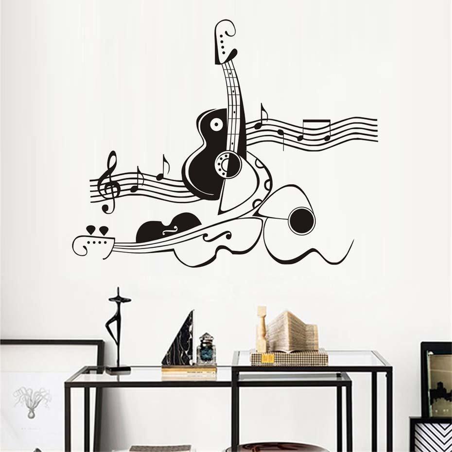 этом постер в интерьере с гитарой суздале лучше