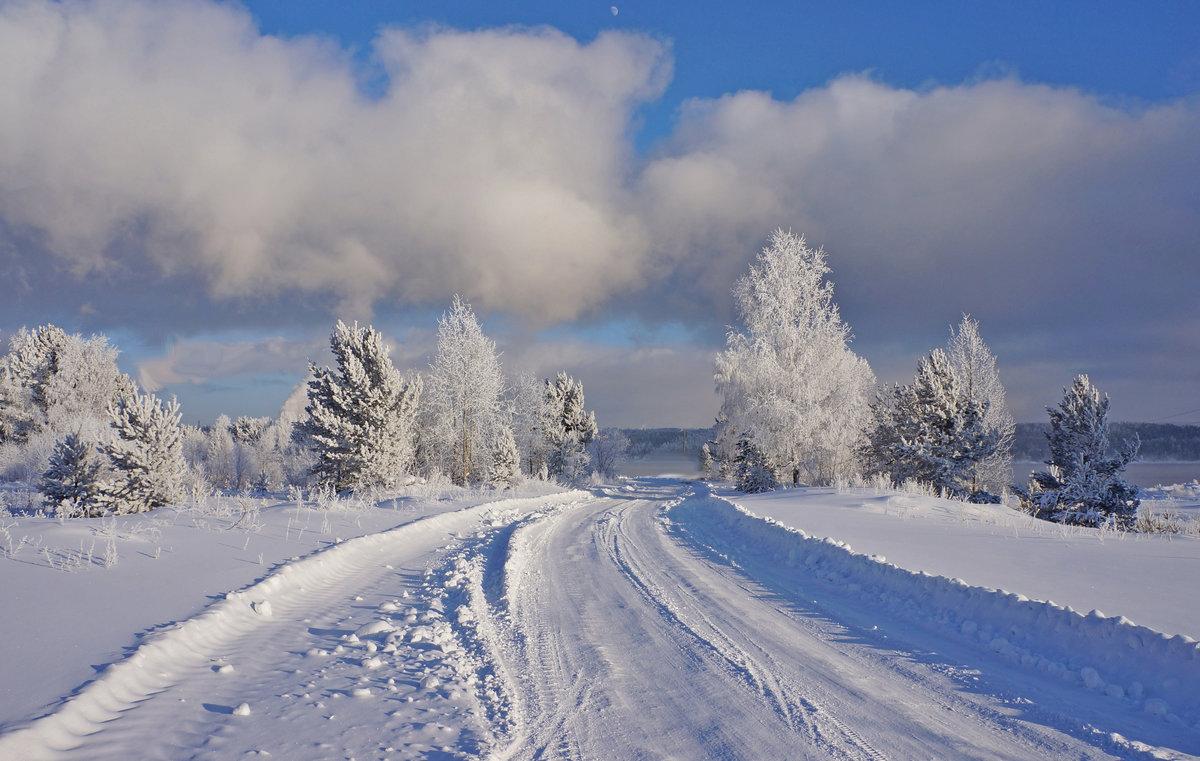 Картинки природа сибири зима