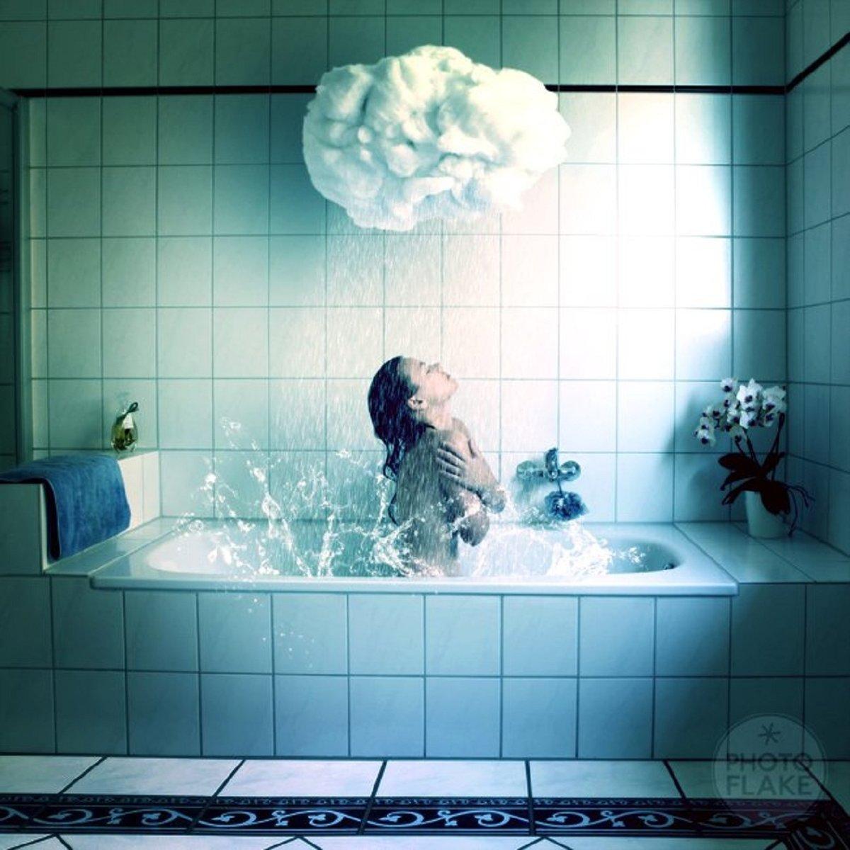 Картинки в ванной, смешная картинка