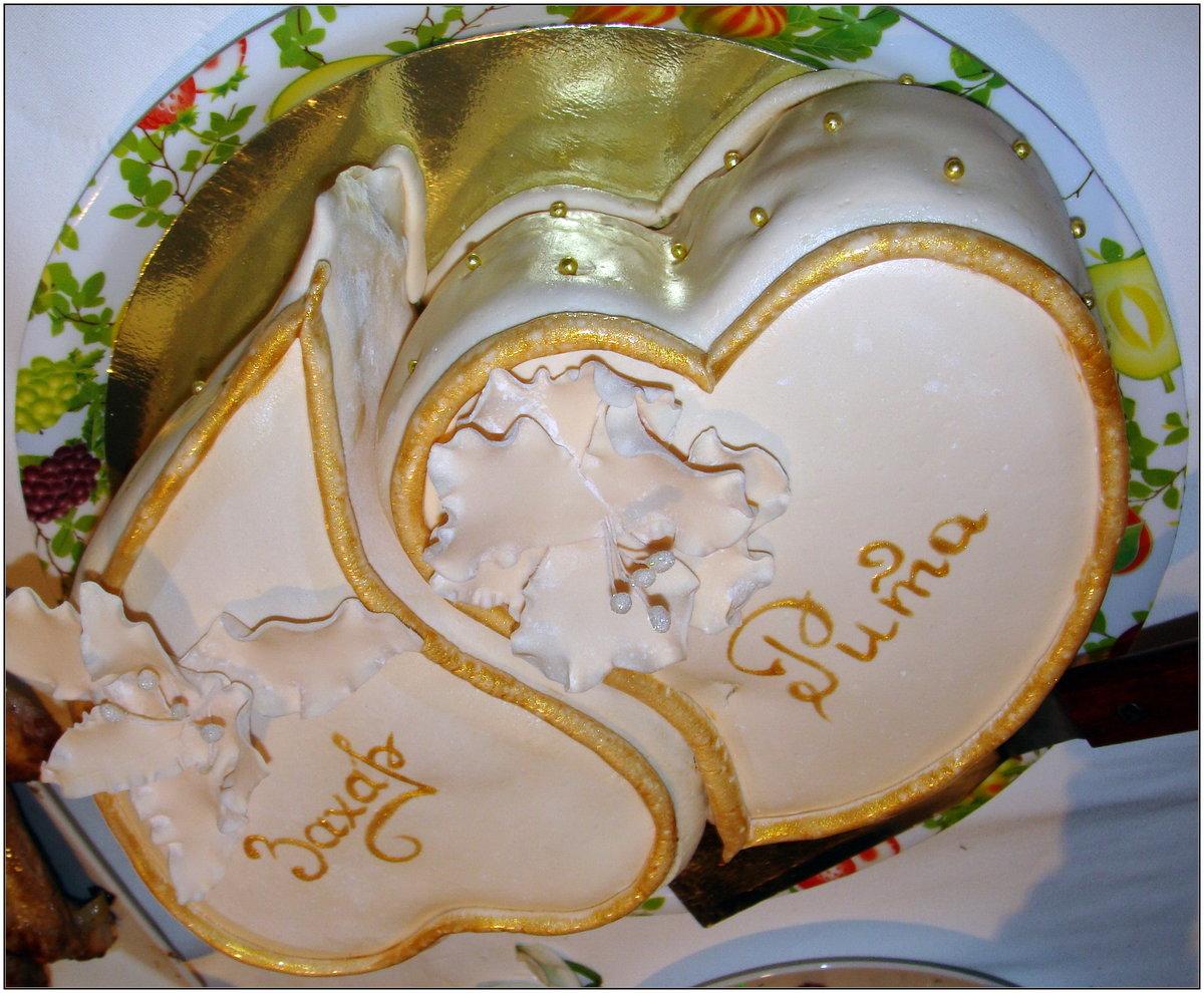 Торт для венчания в картинках
