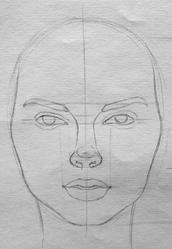 это ведь автопортрет картинки карандашом для начинающих поэтапно легкие, полупрозрачные, которые