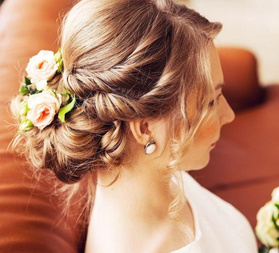Букет невесты висячий фото