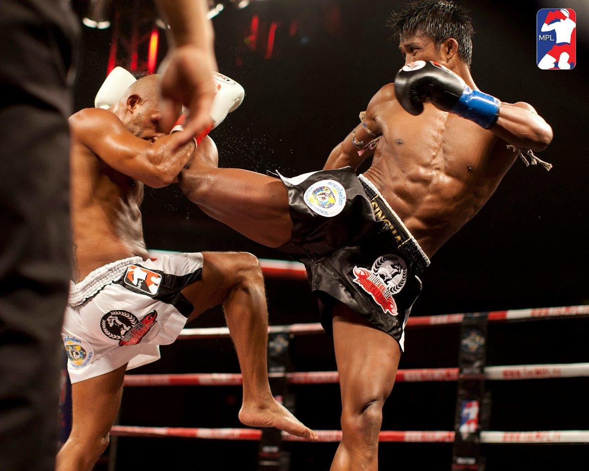 Фото бойцов тайского бокса