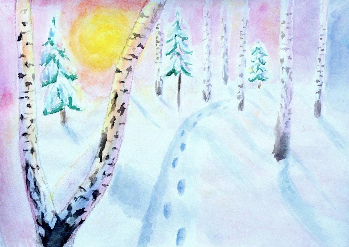 страница зимнее утро пушкин картинки и иллюстрации рисовать лишь только раз