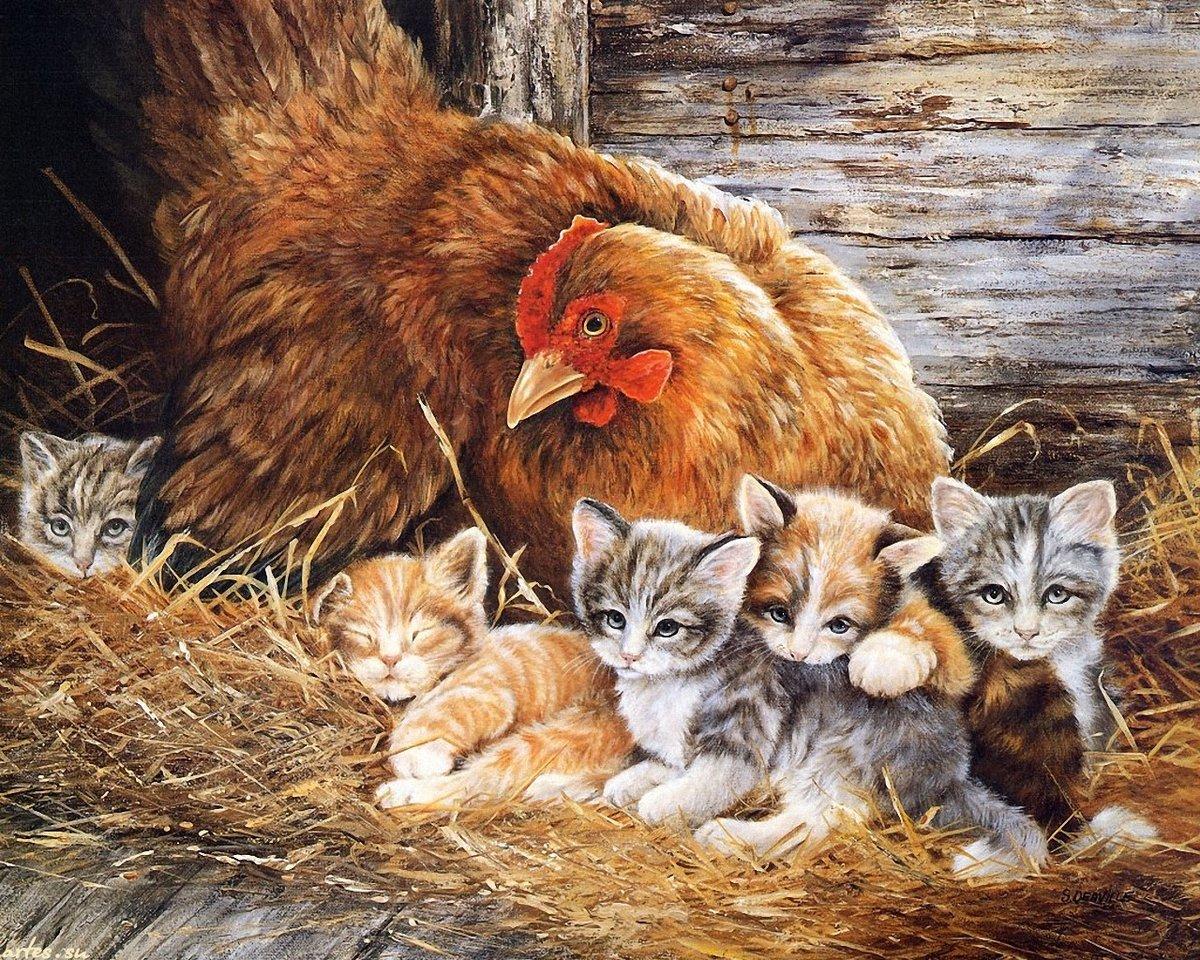 Именами марина, нарисованные картинки с животными
