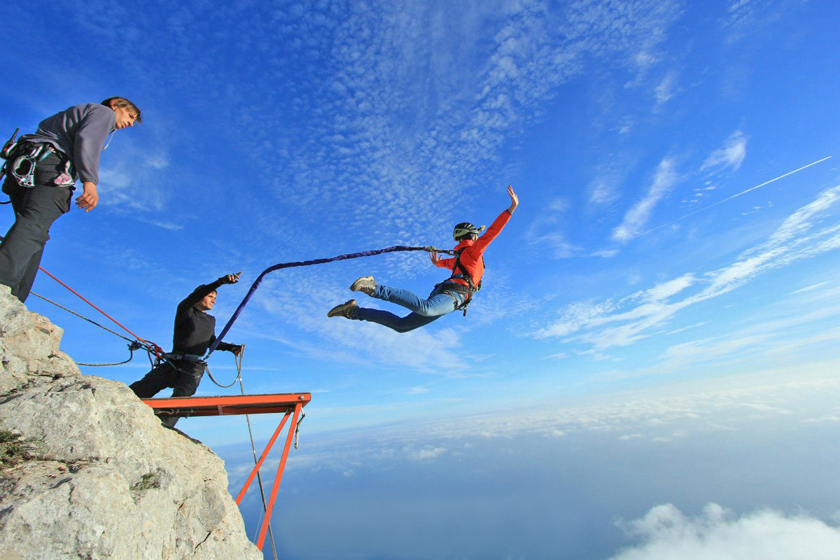 когда картинки про риск адреналин веселая