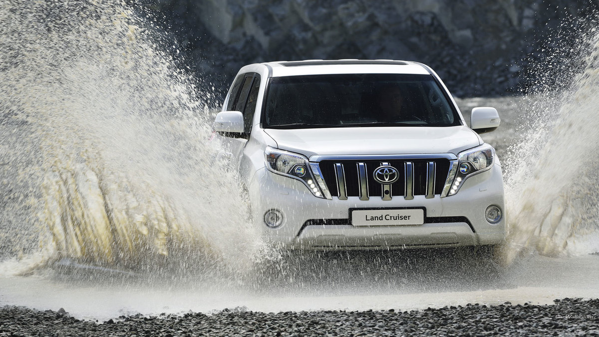 Toyota Land Cruiser Wallpapers Hd For Desktop Backgrounds Card