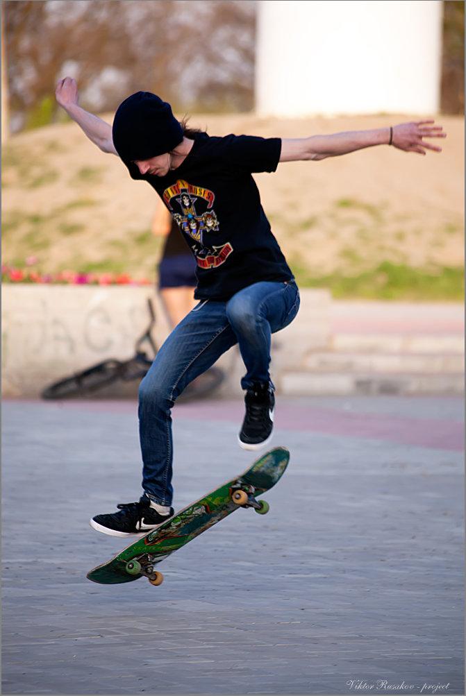 Картинки парней с скейтом