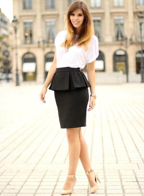 юбка баска фото