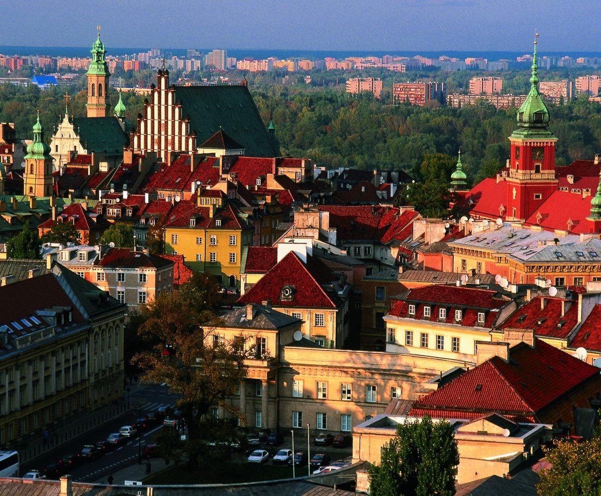 Варшава картинки