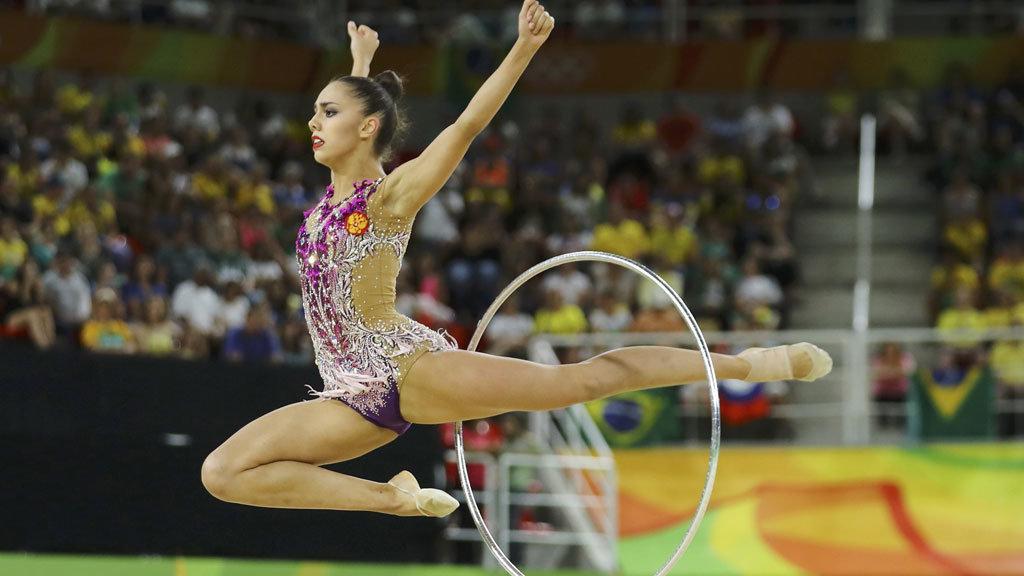 фото гимнасток россии по художественной гимнастике как готовят это