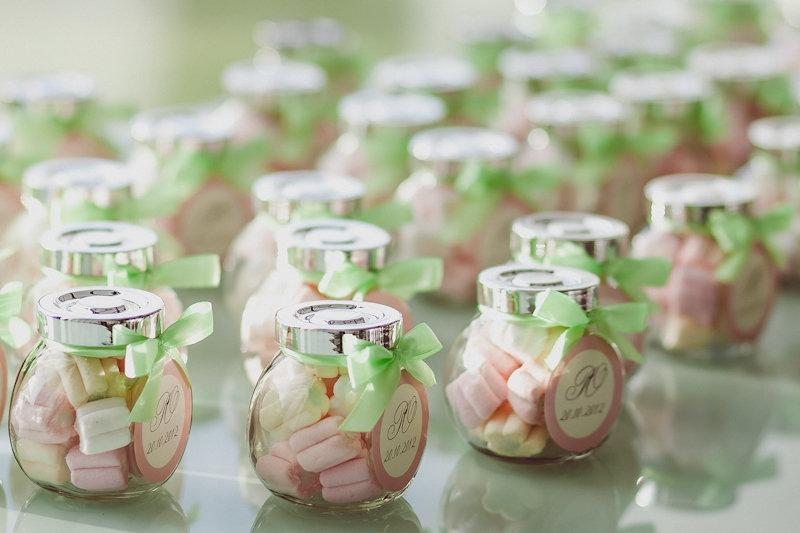 Съедобные свадебные сувениры
