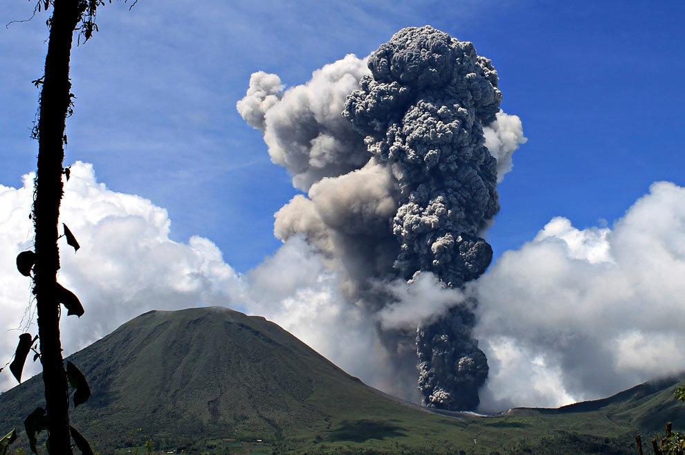 активность вулканов онлайн