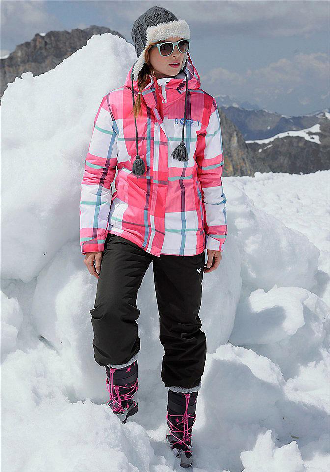 Зимняя спортивная одежда картинки