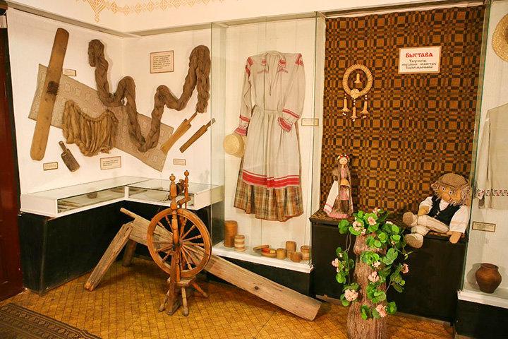 Борисовский государственный объединенный музей