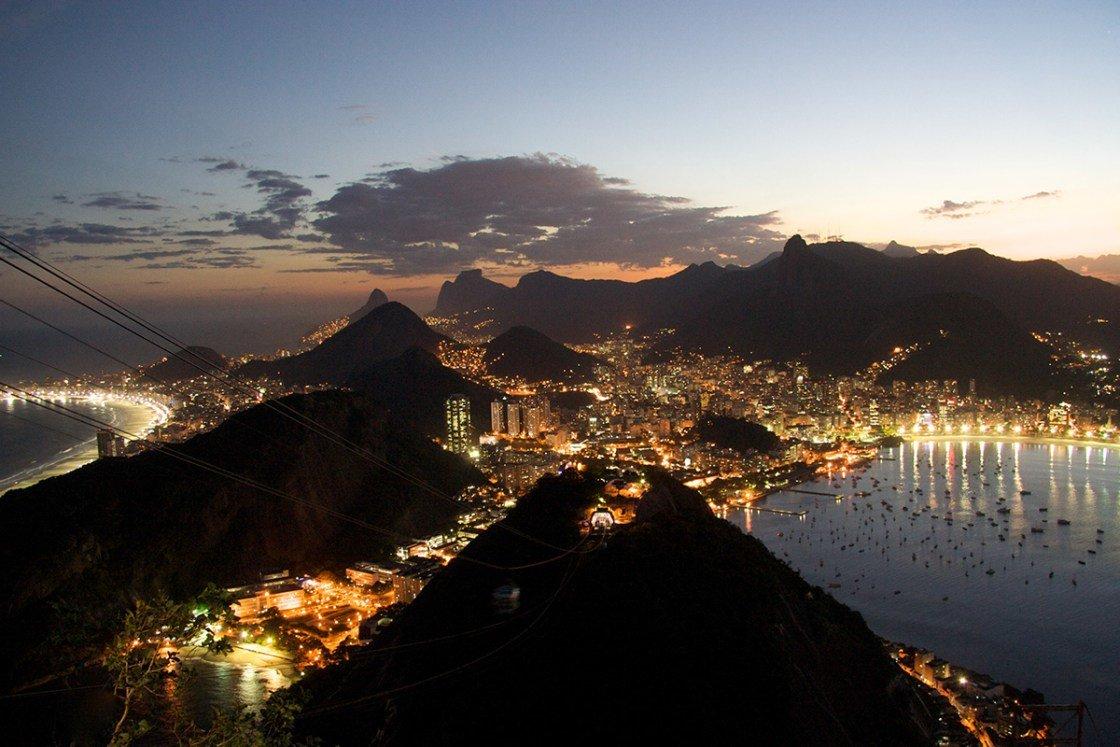 Новым, красивые бразильские картинки