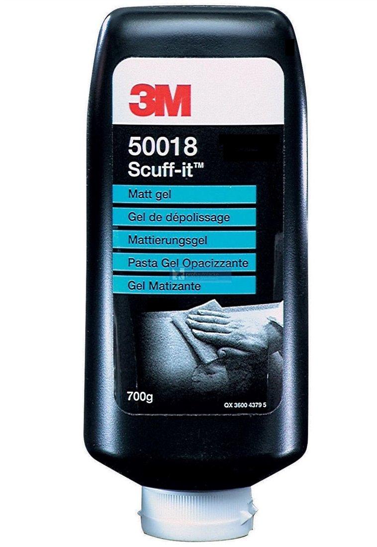 50018 scuff it 3M матирующий гель применяется для матирования плоскости