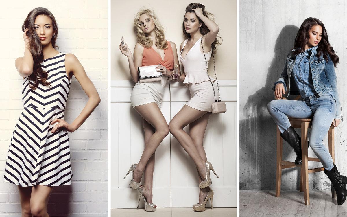Вылизывают фото одной фотомодели в разной одежде групповое любительское