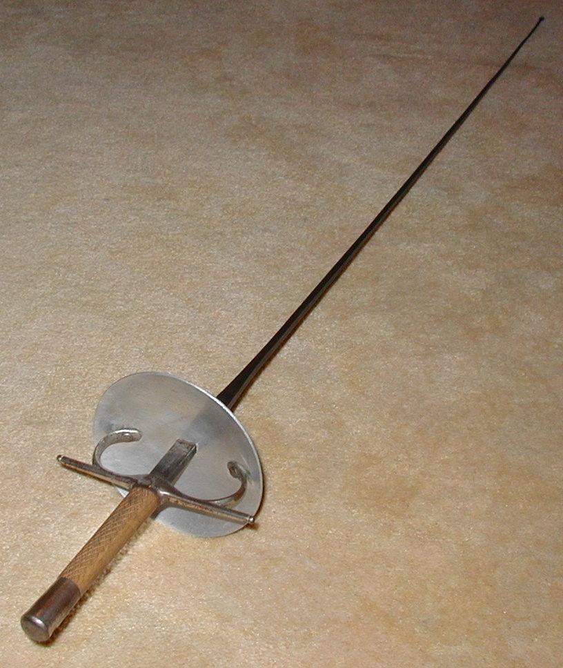 сабля для фехтования картинки знаком