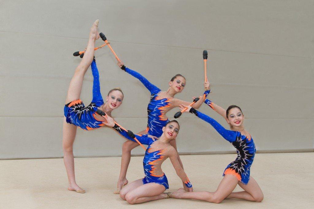 Картинки с художественной гимнастикой